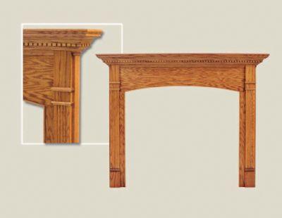 Williamsburg Arch w/ #4 Leg